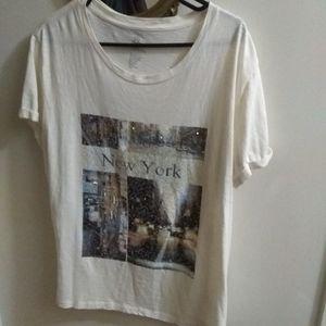 Lightweight T shirt